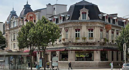 Grand Hotel Continental Reims