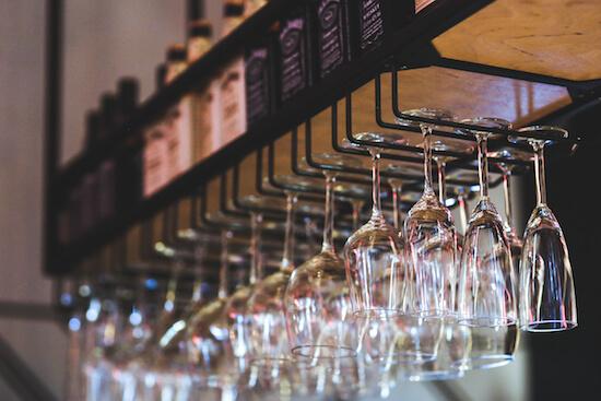 wineglasshanging