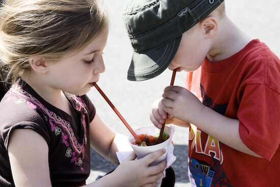 children-share