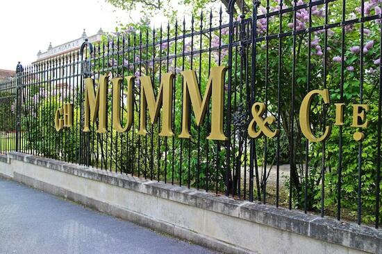 G.H.Mumm Reims