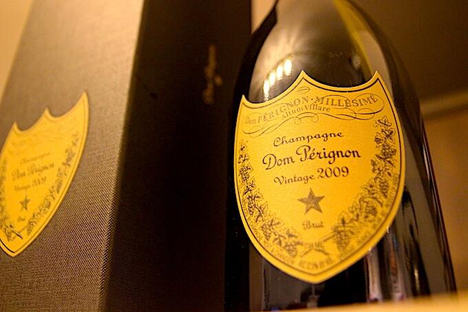 ドン・ペリニヨン/Dom Perignon