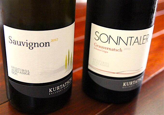 コルタッチのワイン2本
