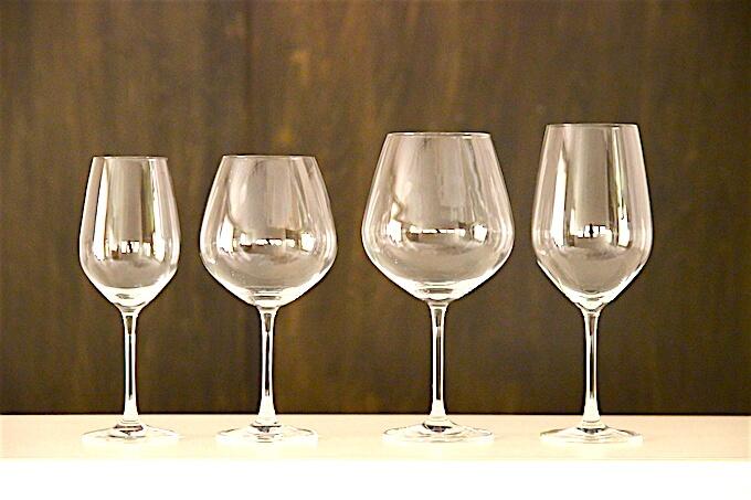 ショット・ツヴィーゼルのワイングラス