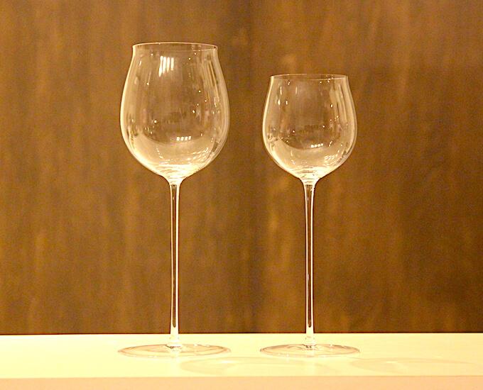ロブマイヤー・バレリーナワイングラス1と2