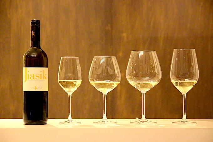 ボルゴ・サン・ダニエーレのワイン、ヴェネツィア・ジューリア ビアンコ・ヤシック