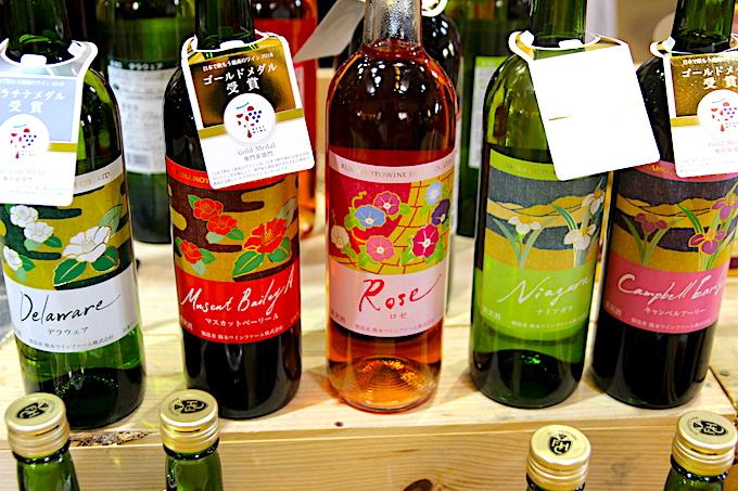 熊本ワイン「肥後六花」