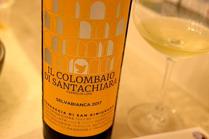 Vernaccia di San Gimignano DOCG Selvabianca-2