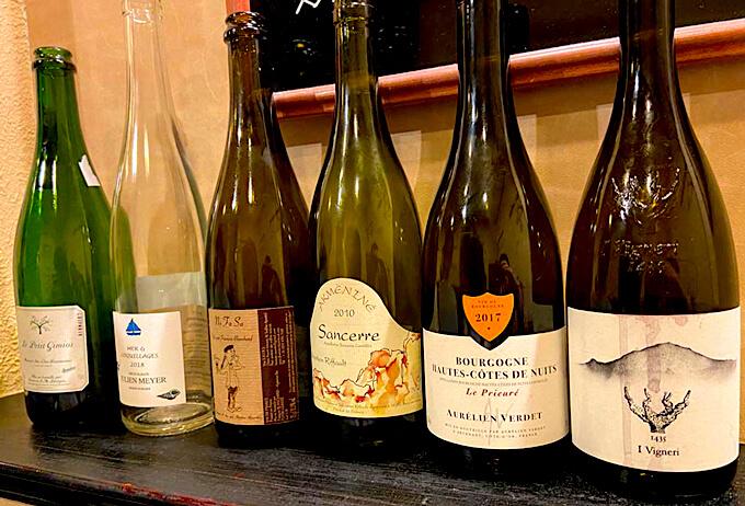 自然派ワインの会