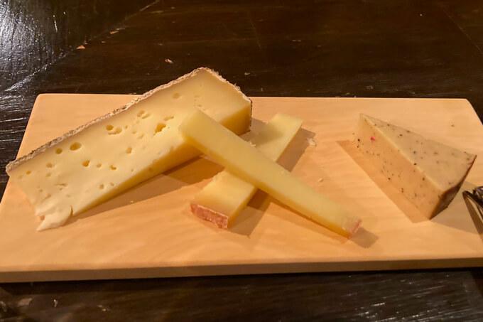 岡山のチーズ