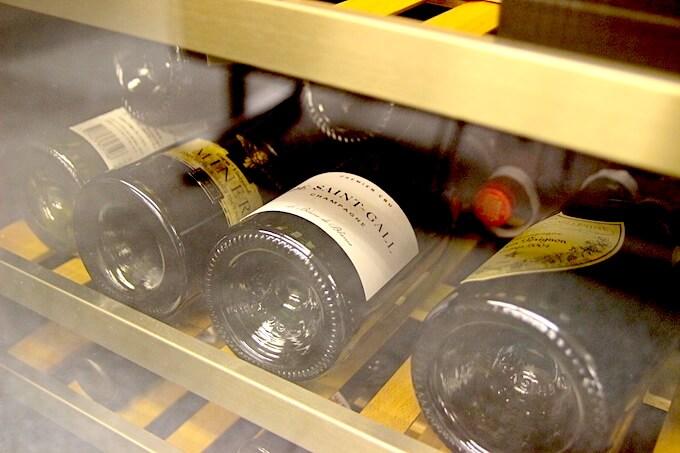 NAOTAKAのワインセラー
